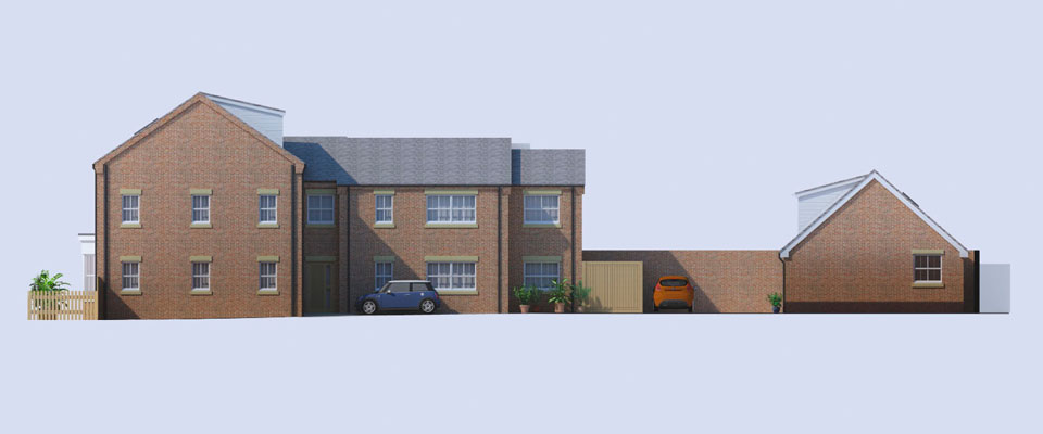 Home architectural design partners hull for Home decor hull limited